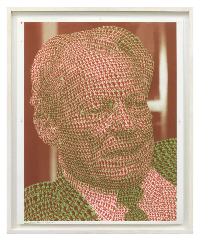Willy Brandt, Variation Rot