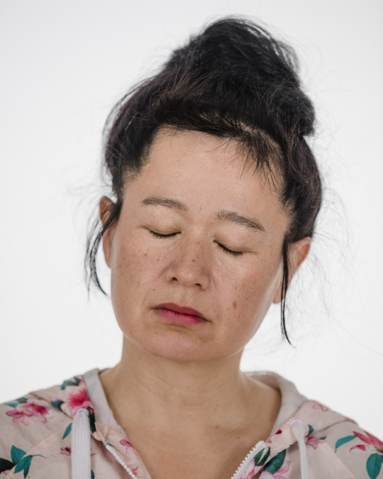 Hito Steyerl, 2017 © photo: Trevor Paglen. Courtesy Hito Steyerl, Andrew Kreps, New York, and Esther Schipper, Berlin